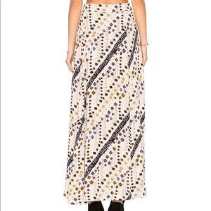 Free People Skirts - Free People Remember Me Maxi Skirt - 0